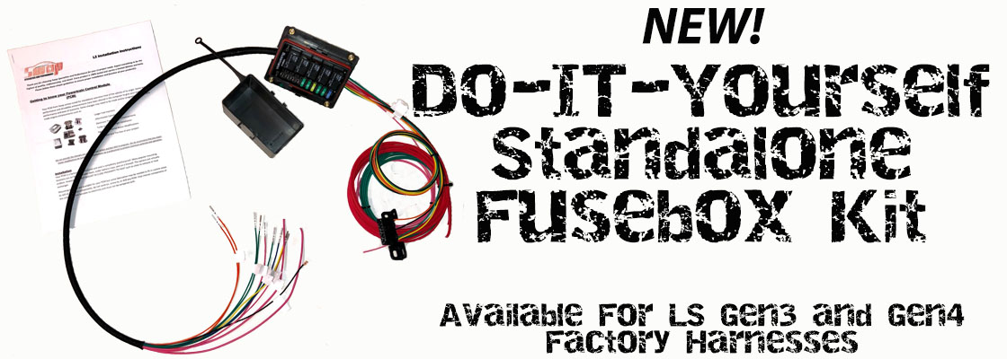 24x and 58x standalone wiring harness - ecotec standalone harnesses -  duramax and hemi standalone - and more!